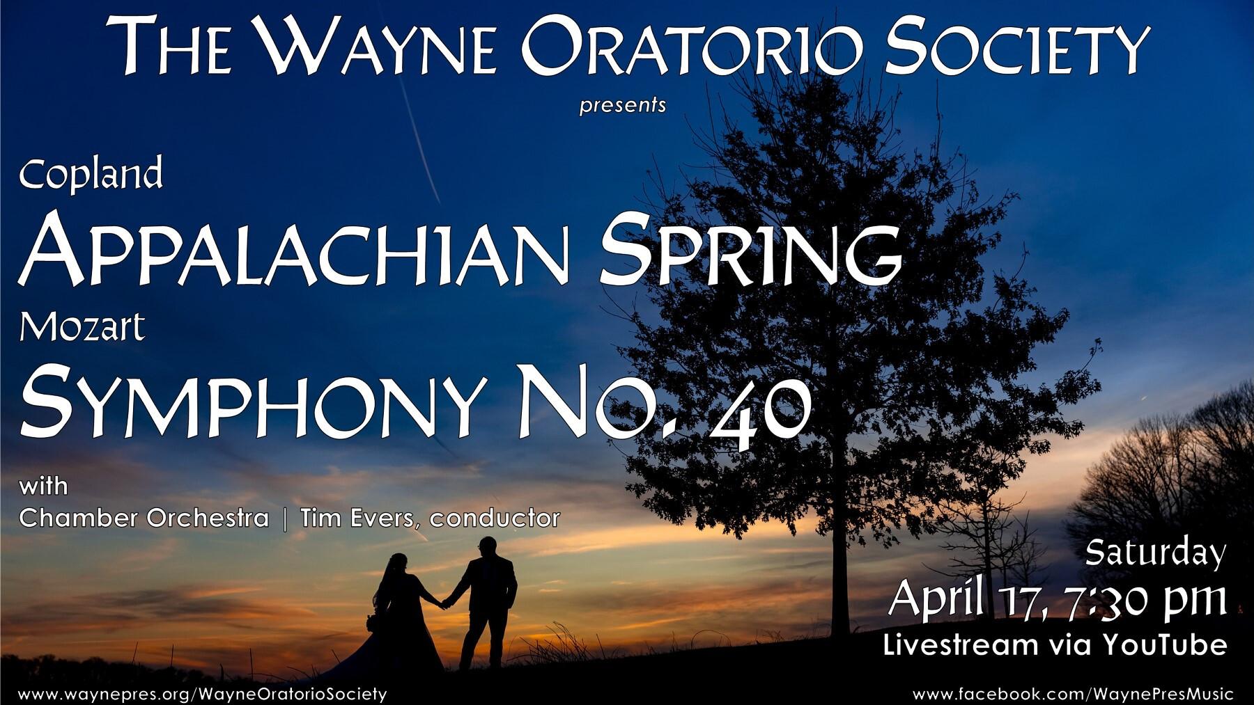 Wayne Oratorio Society